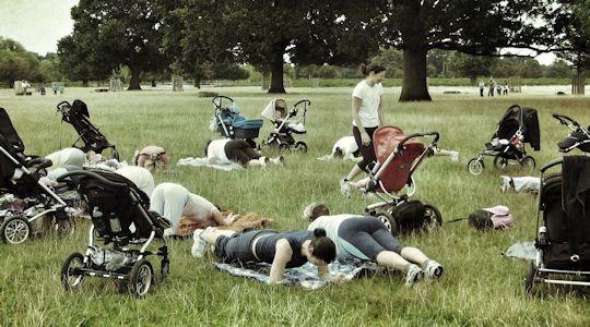 Outdoor Park Fitness