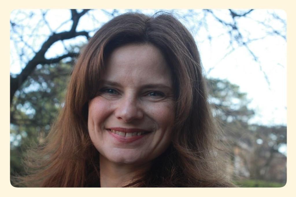 Kate Smart smiling