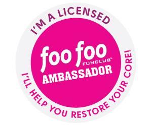 FooFooFunClub Ambassador Badge