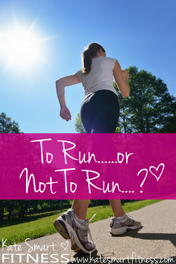 To Run or Not to Run Post Natal