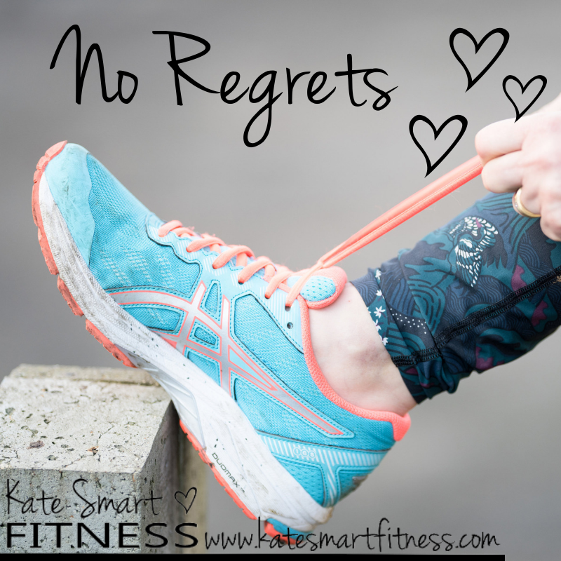 Ever Regret a Workout?